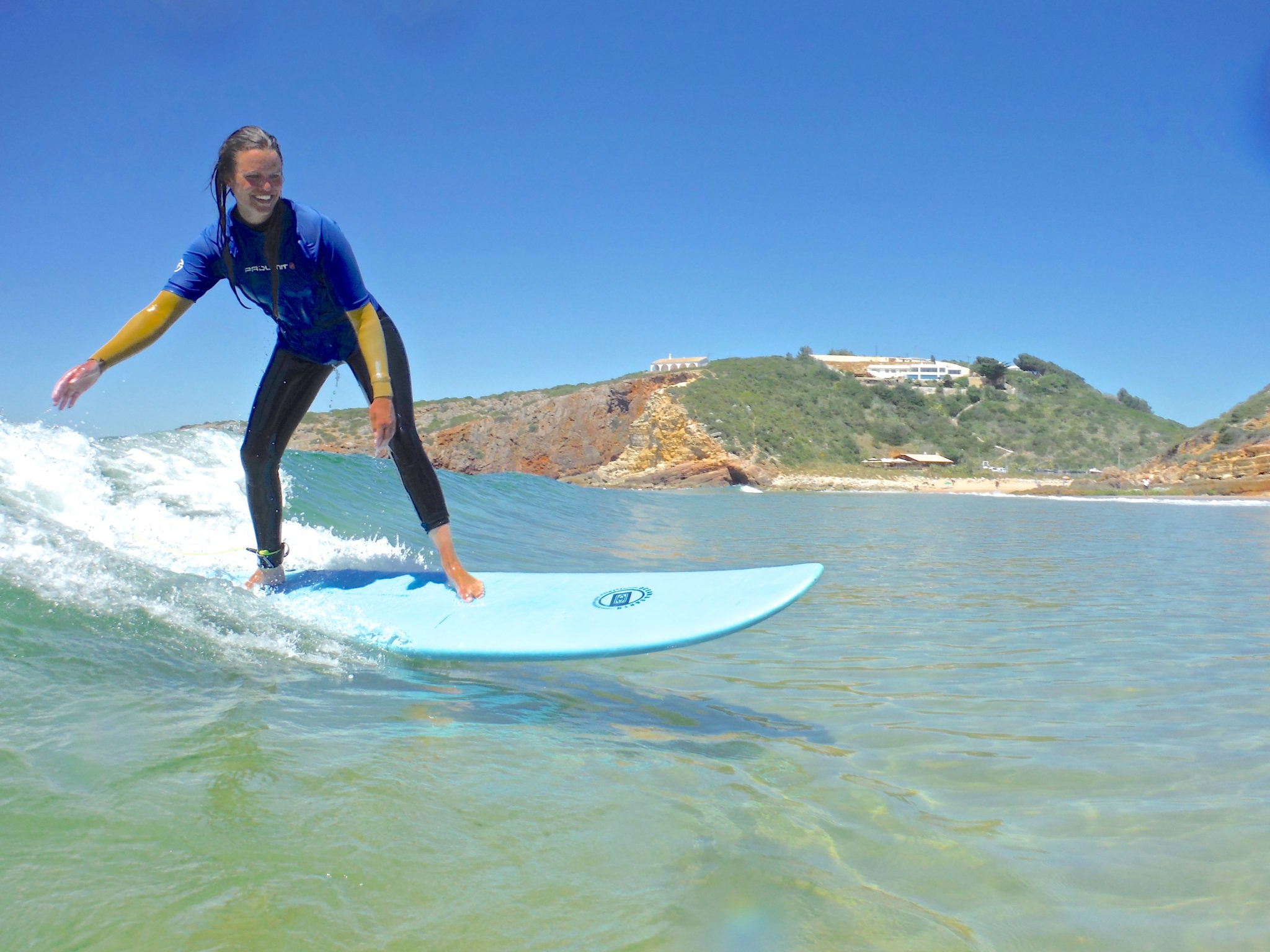 Extreme Algarve surf lesson