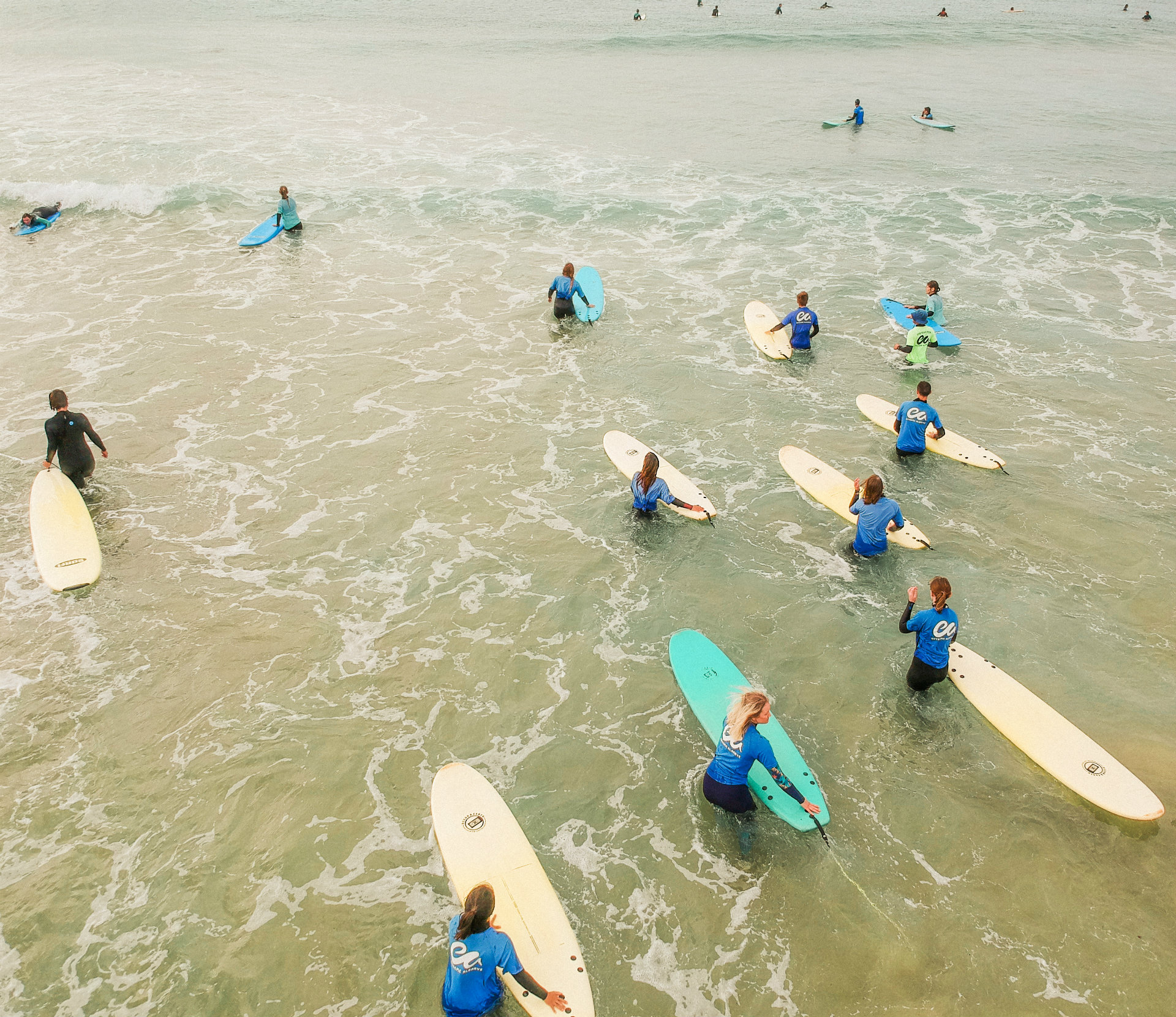 Lagos surf school