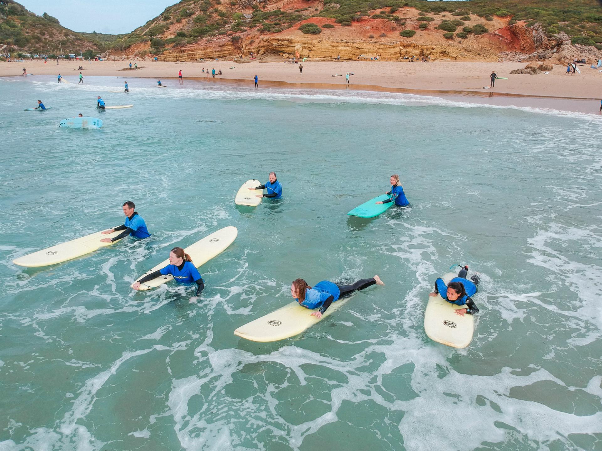 Extreme Algarve surf camp