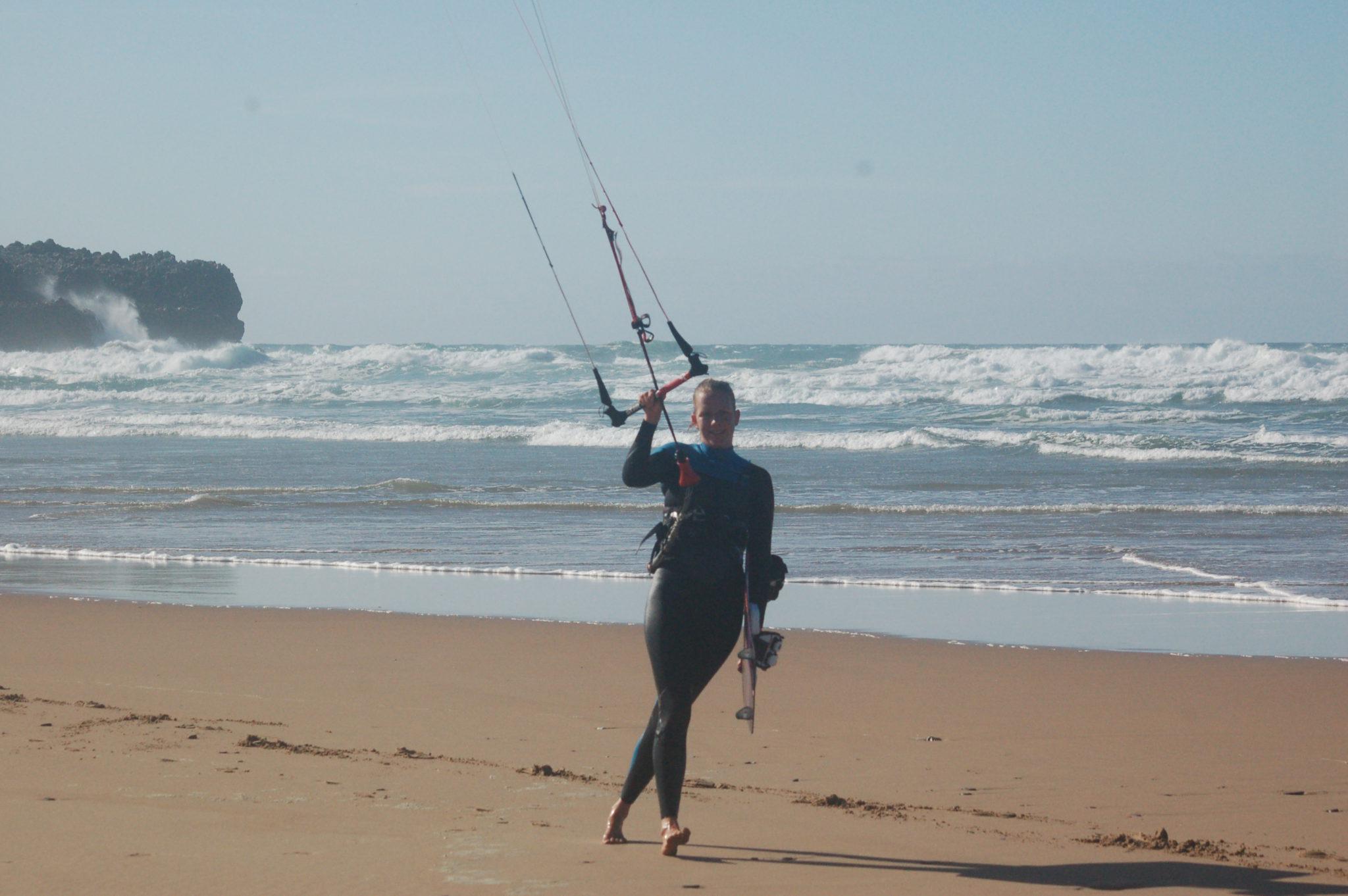 kitesurf Lagos Algarve