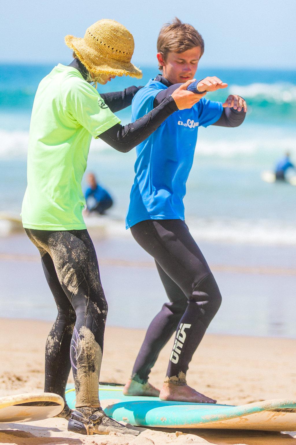 surf school algarve